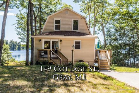 149 Cottage Road Gray ME 04039