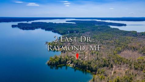 2 East Drive Raymond ME 04071