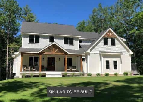 TBD Oak Ridge Terrace - Lot 12 Arundel ME 04046
