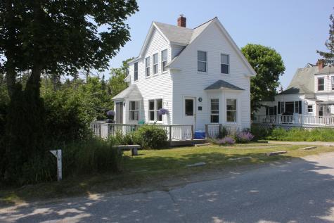 32 Highland Avenue Stonington ME 04681