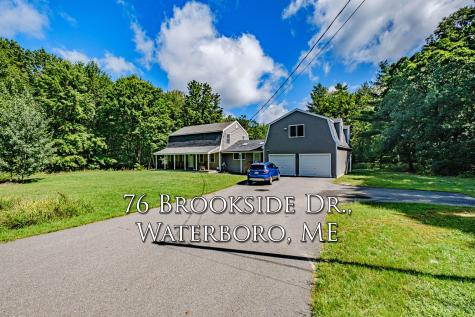 76 Brookside Drive Waterboro ME 04030
