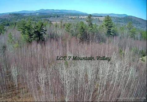 Lot #7 Mountain Valley Road Bethel ME 04217