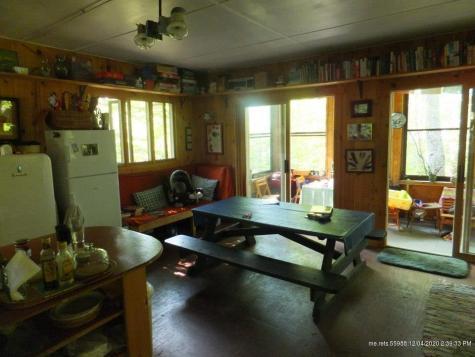 377 Toothaker Island Rangeley Plt ME 04970