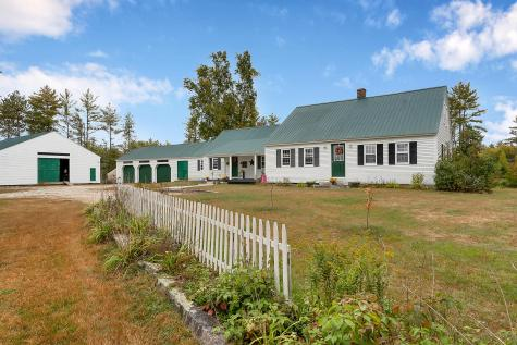 63 Spring House Road Harrison ME 04040
