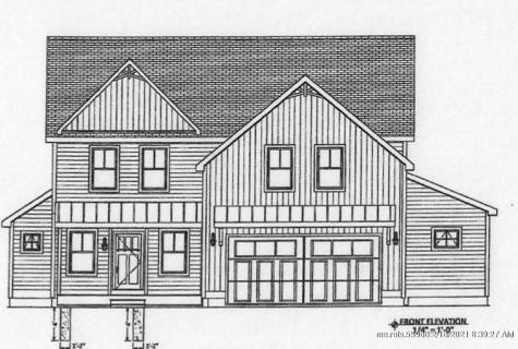 4 Pennywhistle Drive Windham ME 04062