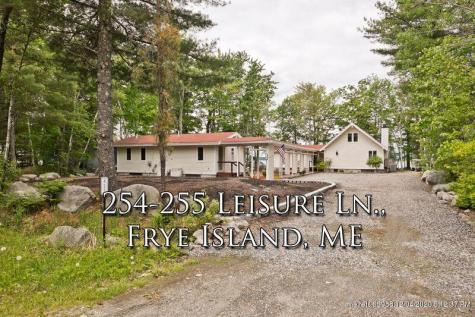 254/55 Leisure Lane Frye Island ME 04071