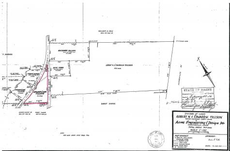 Lot 13 Middle Road Sidney ME 04330