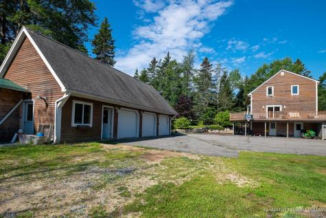 169 South Burnt Cove Road Stonington ME 04681