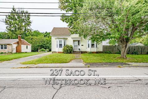 237 Saco Street Westbrook ME 04092