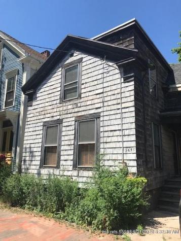 263 Brackett Street Portland ME 04102