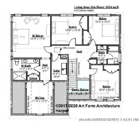 Lot 6 Oliver Lane Gorham ME 04038