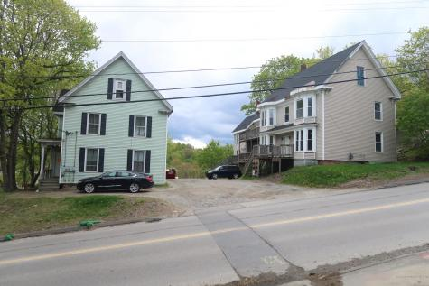 16 & 22 Highland Avenue Gardiner ME 04345