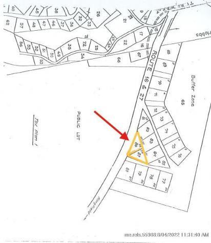 lot 86/87 Pond Loop Road Wyman Twp ME 04982