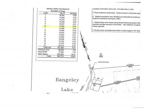 6 Marbles Way Rangeley ME 04970