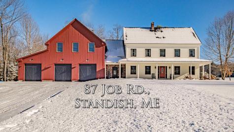 87 Job Road Standish ME 04084