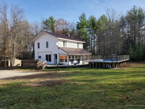 40 Hidden Lake Road Otisfield ME 04270