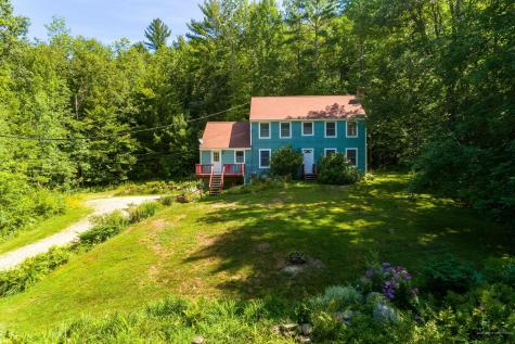 71 Sawyer Road New Gloucester ME 04260