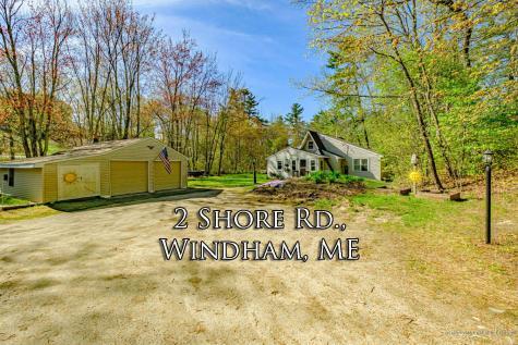2 Shore Road Windham ME 04062