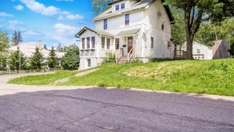 11 Howe Street Augusta ME 04330