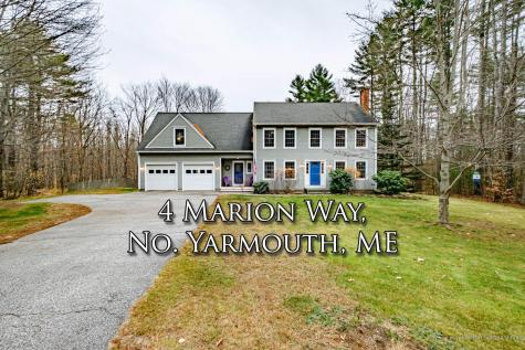 4 Marion Way North Yarmouth ME 04097