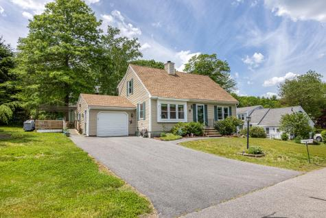 34 Birkdale Circle Old Orchard Beach ME 04064