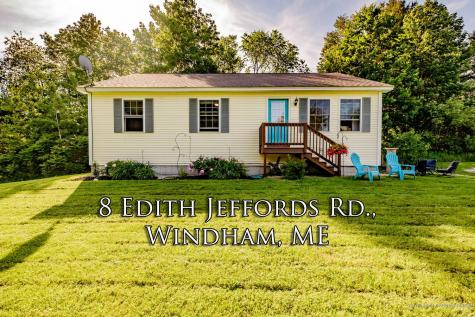 8 Edith Jeffords Road Windham ME 04062