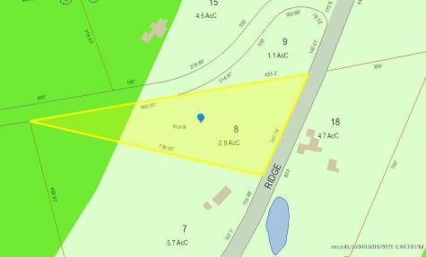 Acton Ridge Road Acton ME 04001