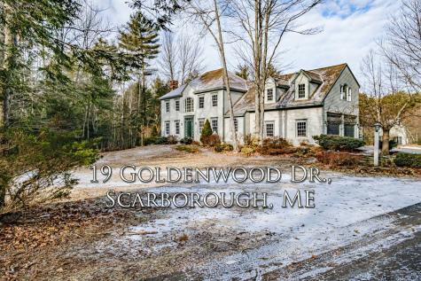 19 Goldenwood Drive Scarborough ME 04074