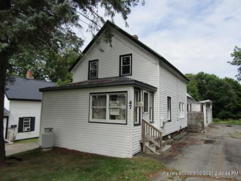 47 Simpson Avenue Winslow ME 04901