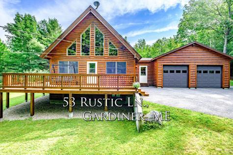 53 Rustic Lane Gardiner ME 04345