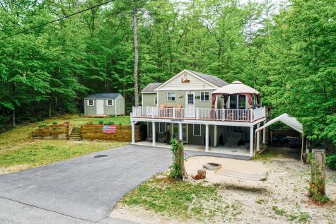 38 Kennett's Point Road Newfield ME 04095