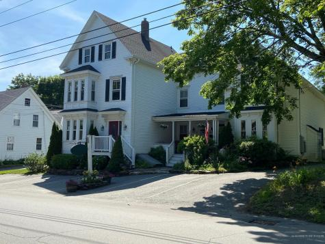 106 Townsend Avenue Boothbay Harbor ME 04538