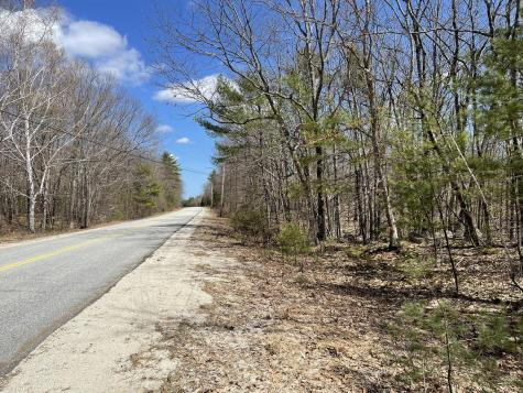 Quarry Road New Gloucester ME 04260
