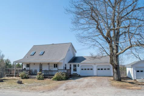 157 West Road Chesterville ME 04938