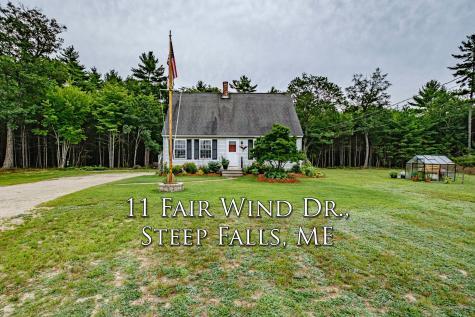 11 Fair Wind Drive Standish ME 04085