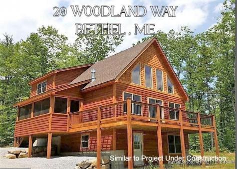 20 Woodland Way Bethel ME 04217