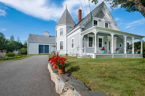 48 Pressey Village Road Deer Isle ME 04627