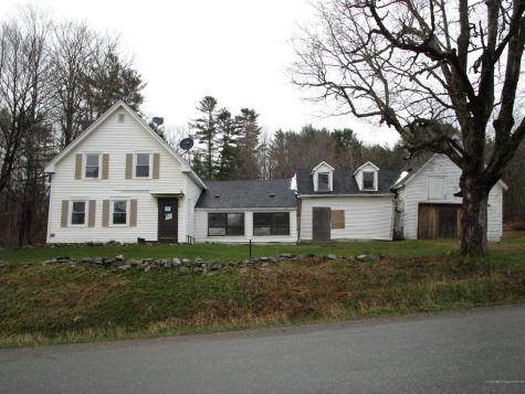 8 Treat Point Road Frankfort ME 04438