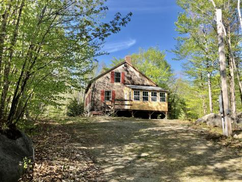 68 Hill Top Road Chesterville ME 04938
