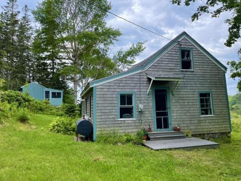 168 Old Harbor Road Road Vinalhaven ME 04863