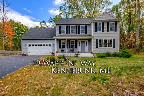 19 Warrens Way Kennebunk ME 04043