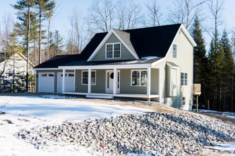 Lot 1 Dartmouth Place Windham ME 04062