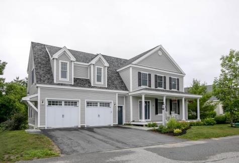 2 Heron Point Road Falmouth ME 04105