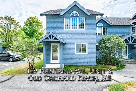 129 Portland Avenue Old Orchard Beach ME 04064