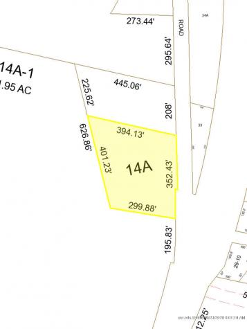 Lot 14A Old County Road Fairfield ME 04937