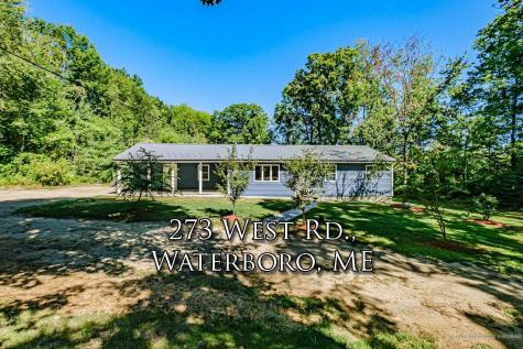 273 West Road Waterboro ME 04087