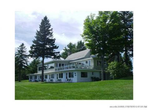 56 Country Club Road Rangeley ME 04970