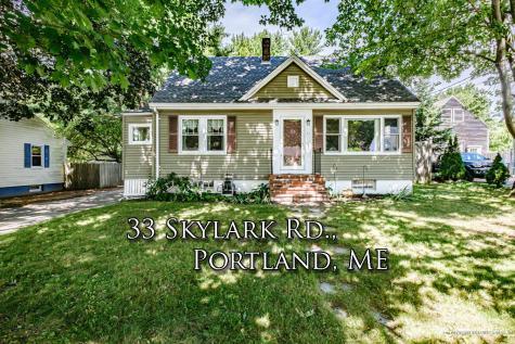 33 Skylark Road Portland ME 04103