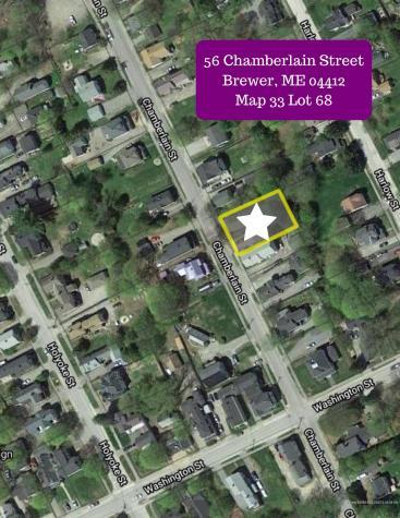 56 Chamberlain Street Brewer ME 04412