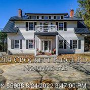 204 Crockett Ridge Road Norway ME 04268